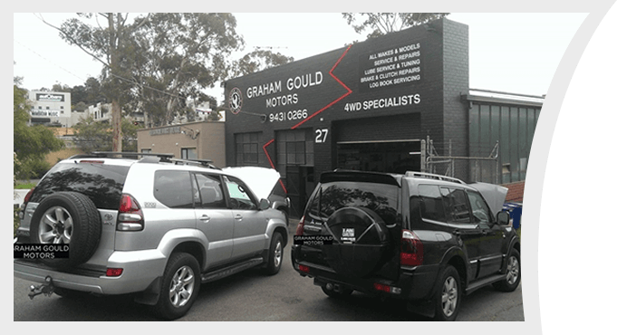WELCOME GRAHAM GOULD MOTORS